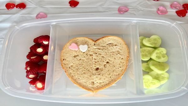 Valentine's Day Lunch Idea #2