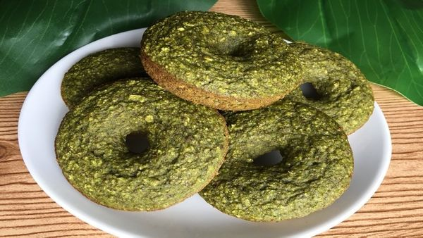 Spinach Donuts