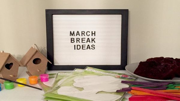 March Break Ideas (on a Budget)